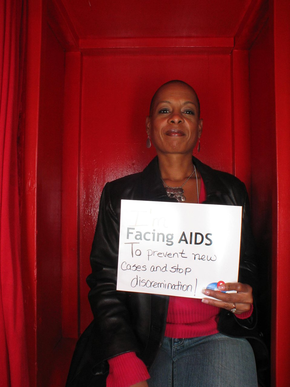 Facing AIDS to prevent new cases and stop discrimination