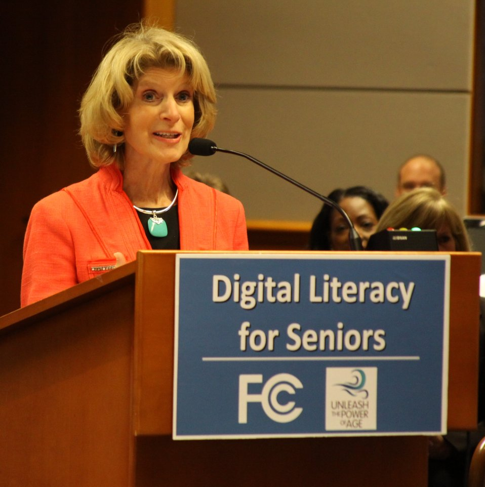 Debra Berlyn, Executive Director, The Project to Get Older Adults onLine (GOAL):  Digital Literacy for Seniors:  How the Internet Can Benefit Older Americans, April 24, 2013
