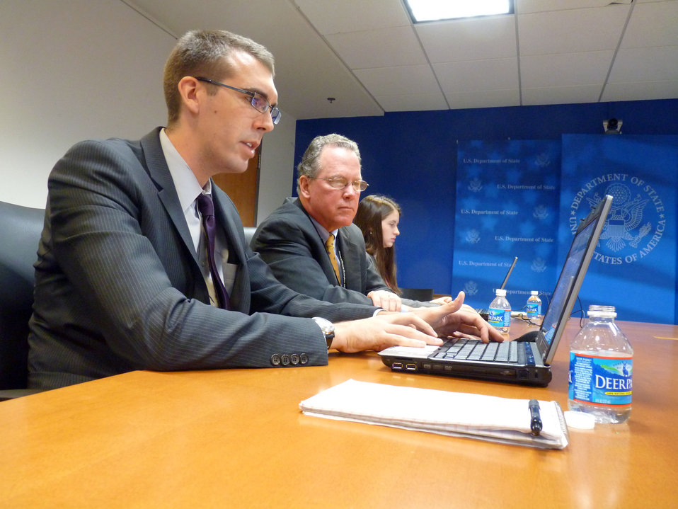 Live Chat on U.S. Humanitarian Assistance and Syria
