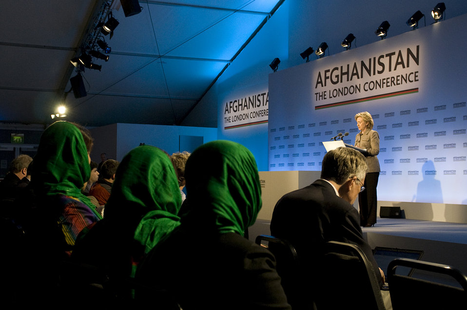 London Conference on Afghanistan