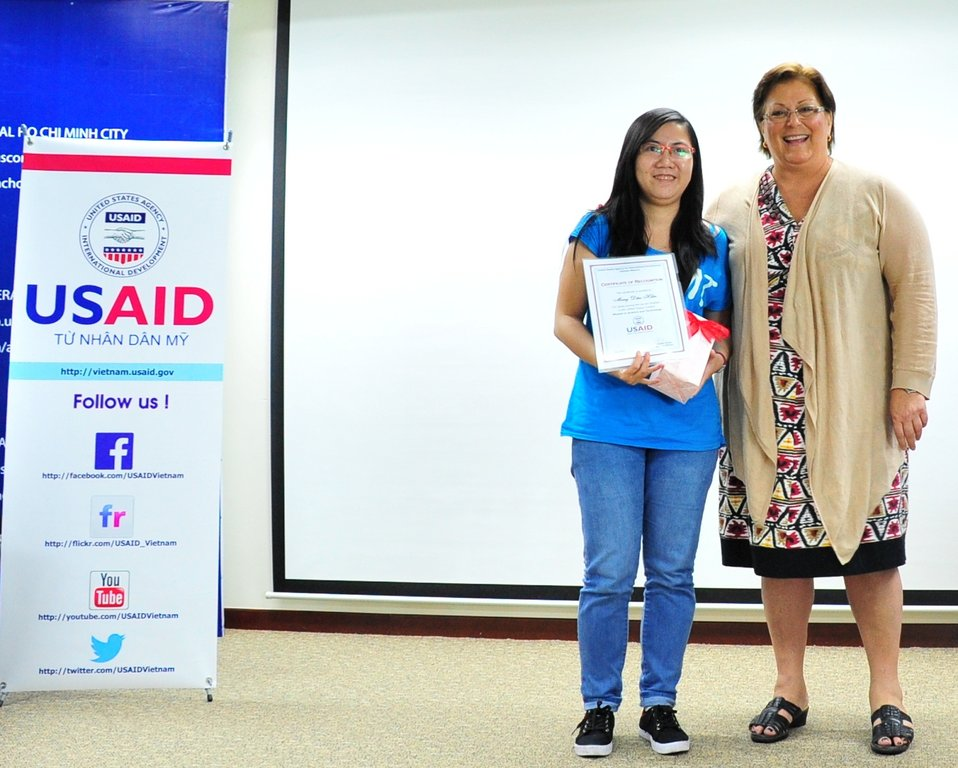 Women in Science and Technology Essay Contest Award Ceremony