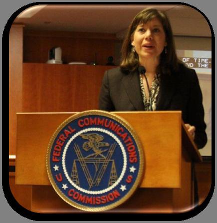 Angela Kronenberg, FCC