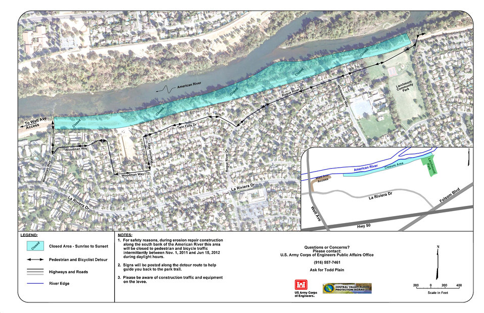 Local levee improvements 11x17 NOV11