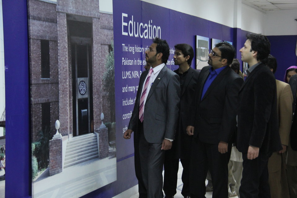 USAID has done extensive work in Pakistan's education sector.