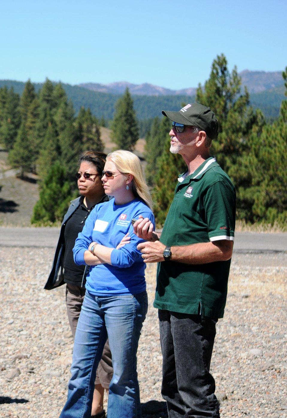 Martis Creek Dam emergency response exercise