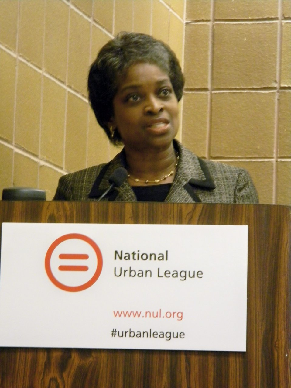 2012 National Urban League Conference