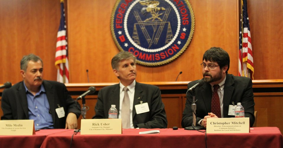 March 27, 2013 Gigabit City Challenge:  Broadband Networks Workshop Panel 4:  Leveraging Local Tools
