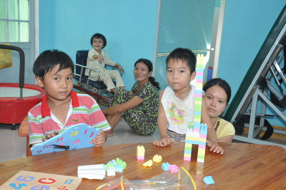 USAID Supports Persons with Disabilities in Danang