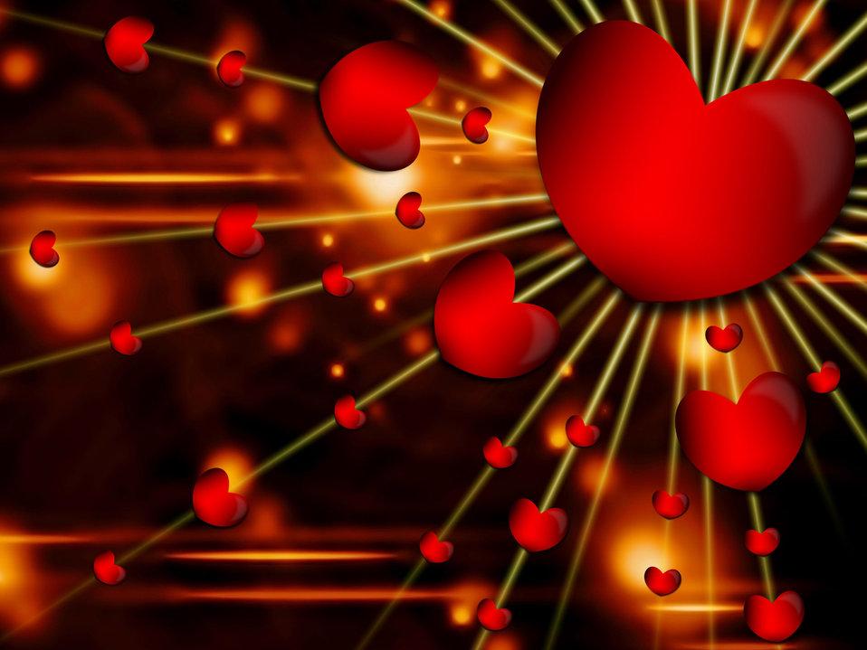 Love hearts