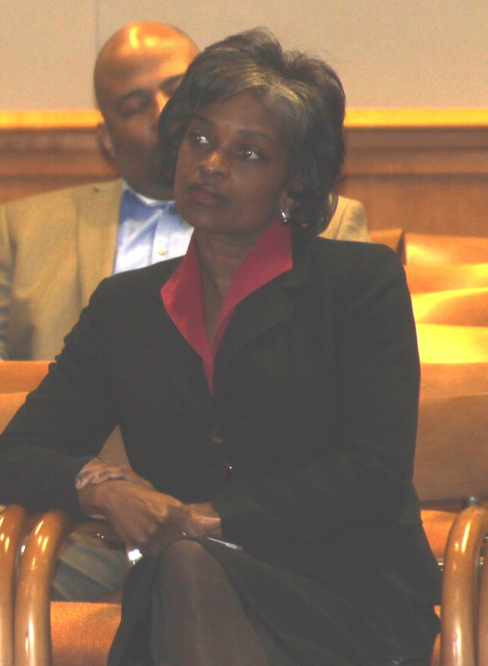 Commissioner Mignon Clyburn at the March 27, 2013 Gigabit City Challenge:  Broadband Networks Workshop