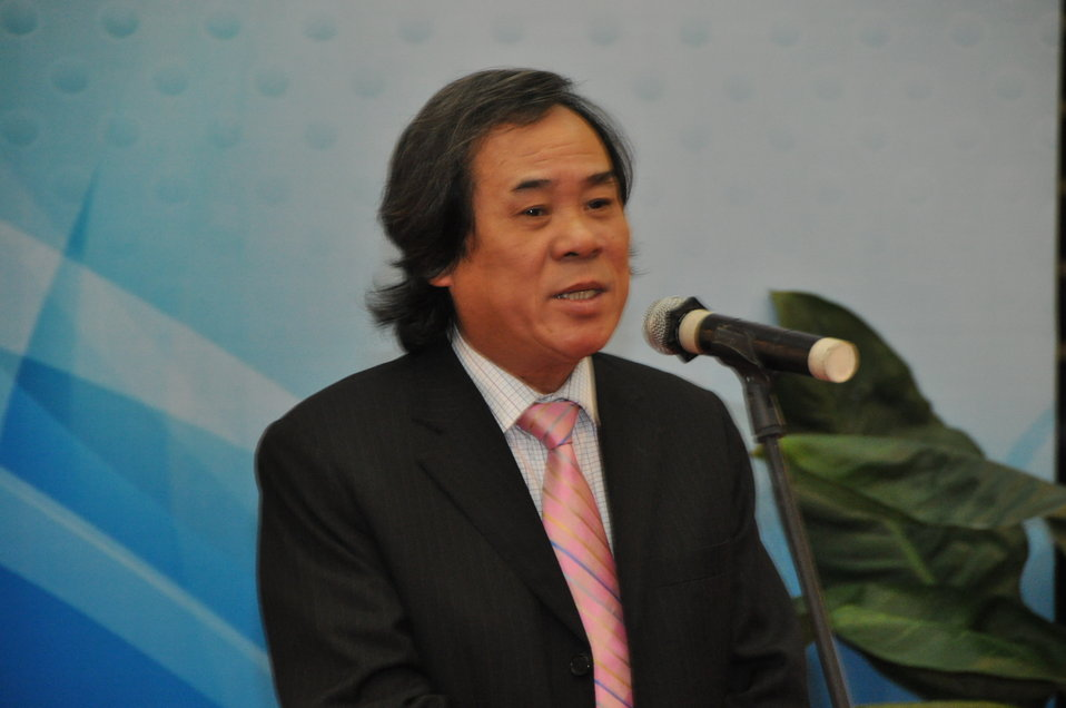 Ministry of Culture, Sports and Tourism Director General Nguyen Van Tinh