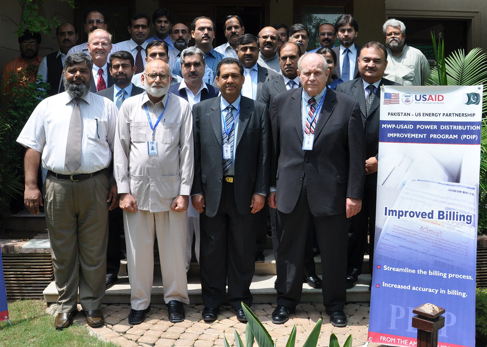 USAID Power Distribution Improvement Program