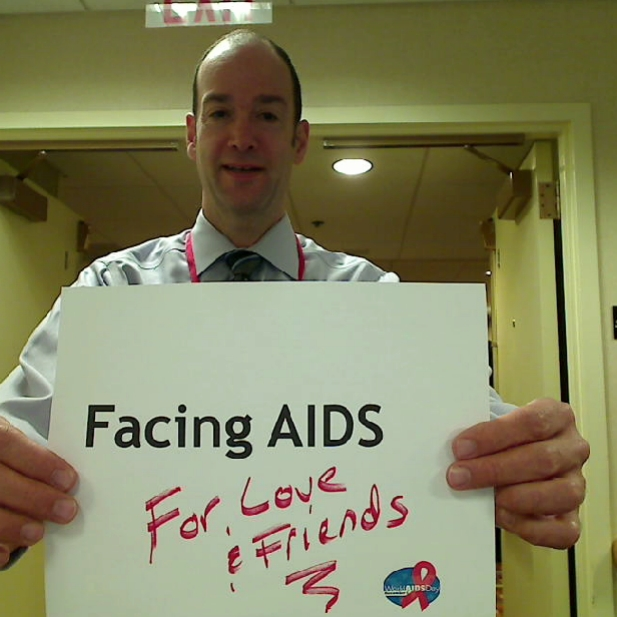 Facing AIDS For Love and Friends!