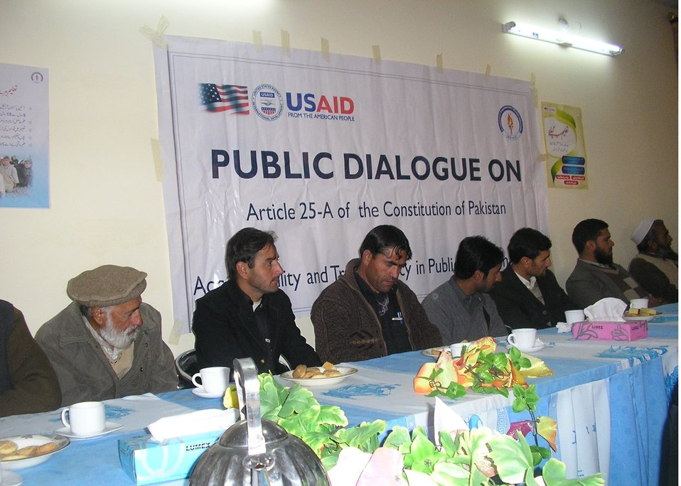 Caption 12 - DEWA - Dir KP - Public Dialogue on Right to Education