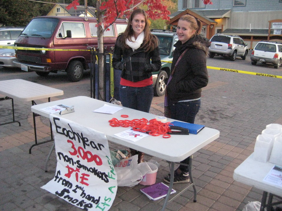Siskiyou County Drug Facts Week Event
