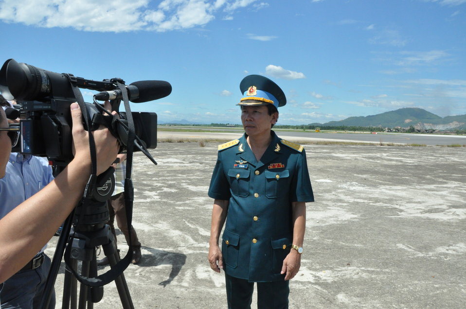 Environmental Remediation of Dioxin Contamination at Danang Airport Project Launch