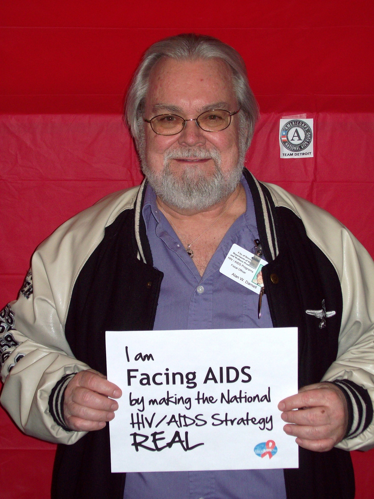 We are Facing AIDS through NHAS-18