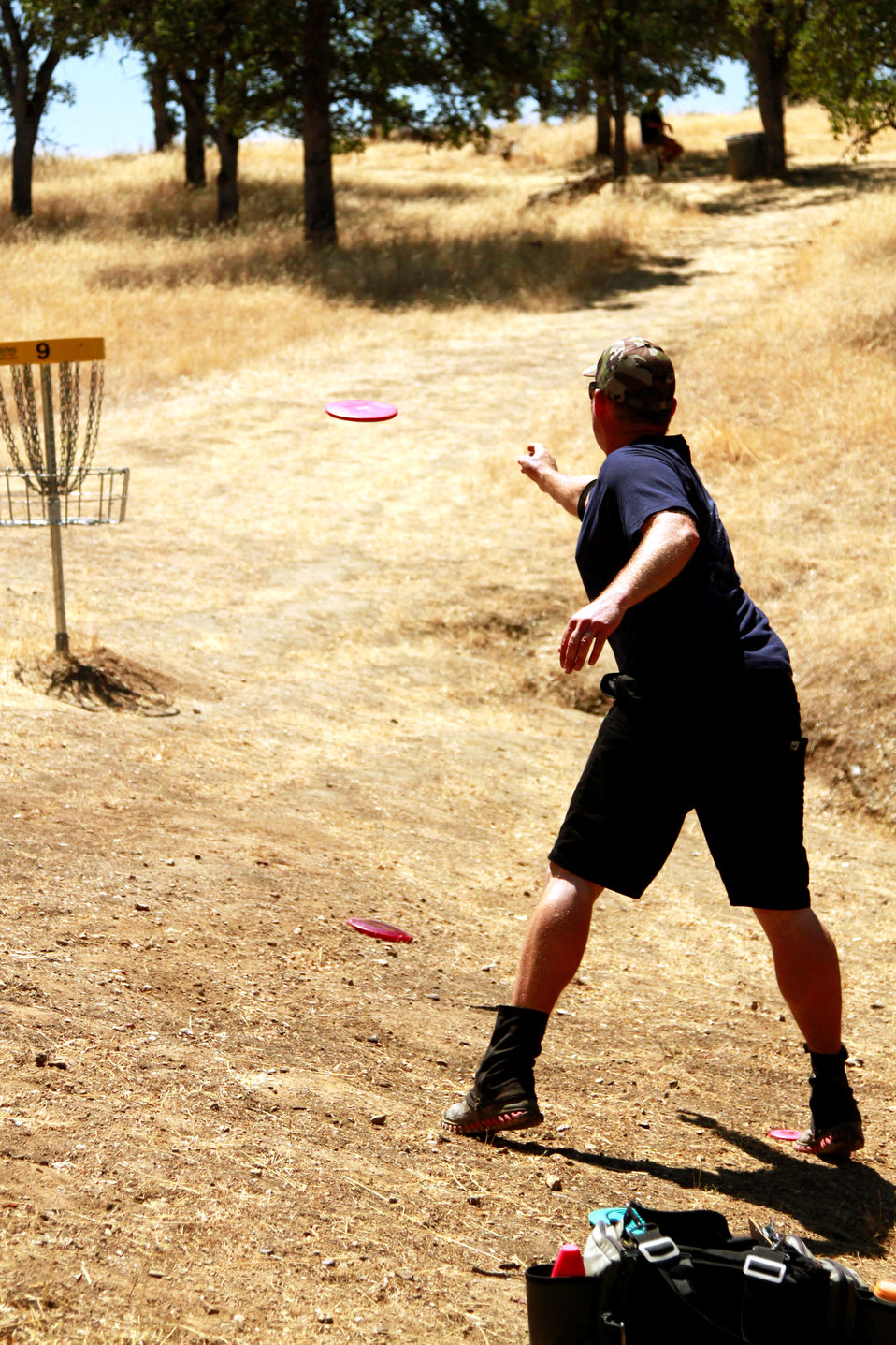 Corps' Black Butte Lake hosts disc-golf charity event