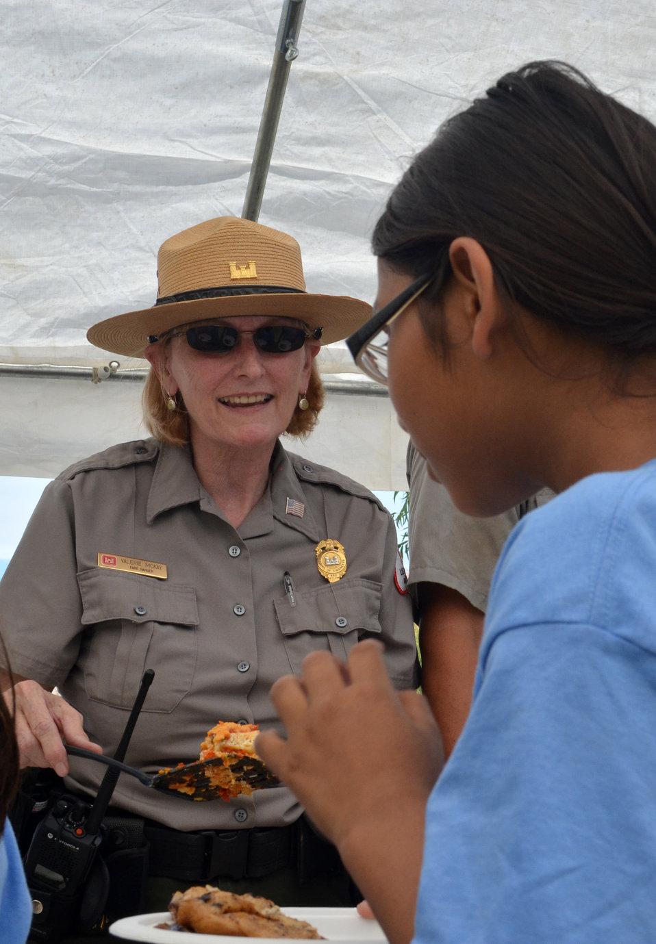 National Public Lands Day at Lake Kaweah
