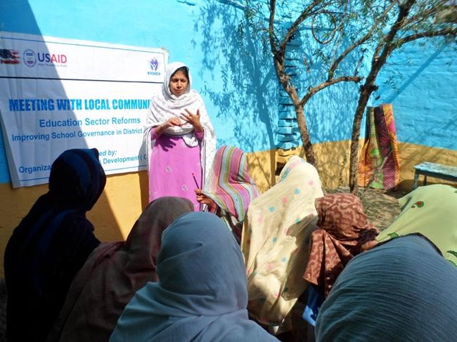 Caption 15 - OHD - Meeting the Community - Mardan