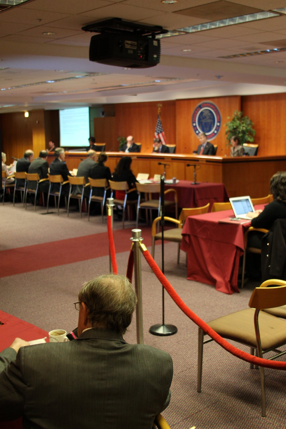 December Commission Meeting