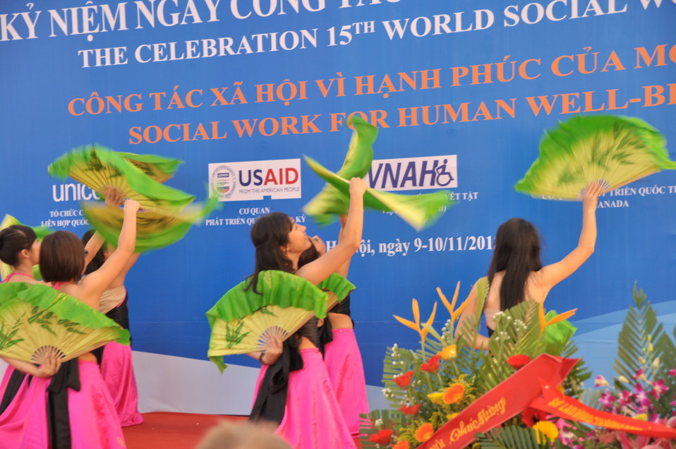 USAID Supports Social Work Education