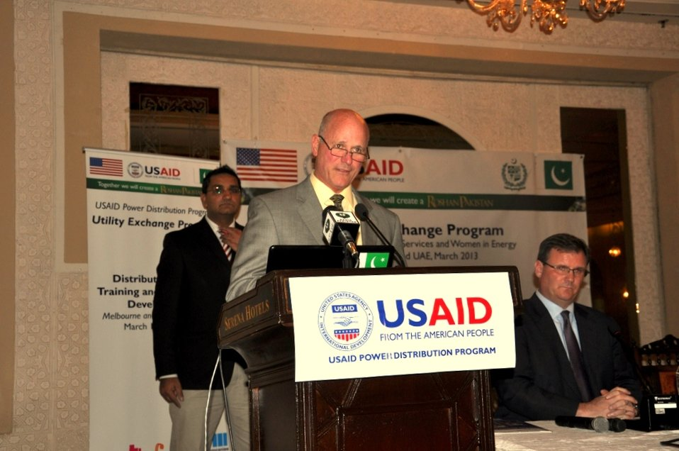 USAID launches Utitlity Exchange Program for DISCOs