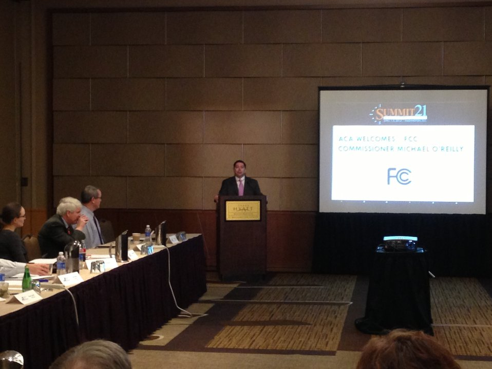4.1.2014 American Cable Association Board Meeting