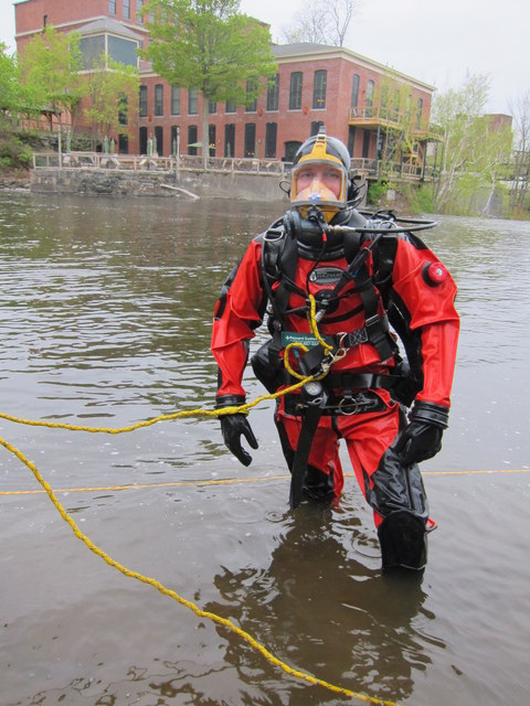 May 2012, Extra precautions in polluted water