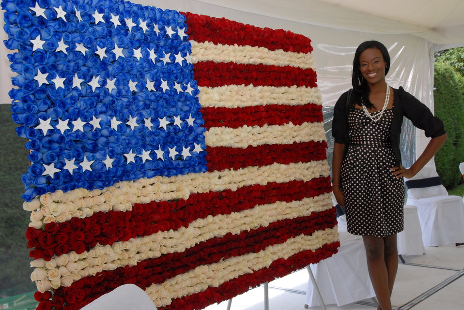 July 4th Celebration at U.S. Embassy in Ecuador