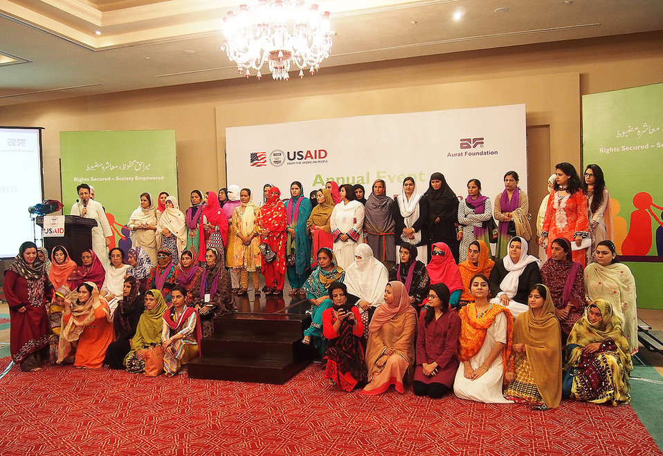 Gender Equity Program, Pakistan