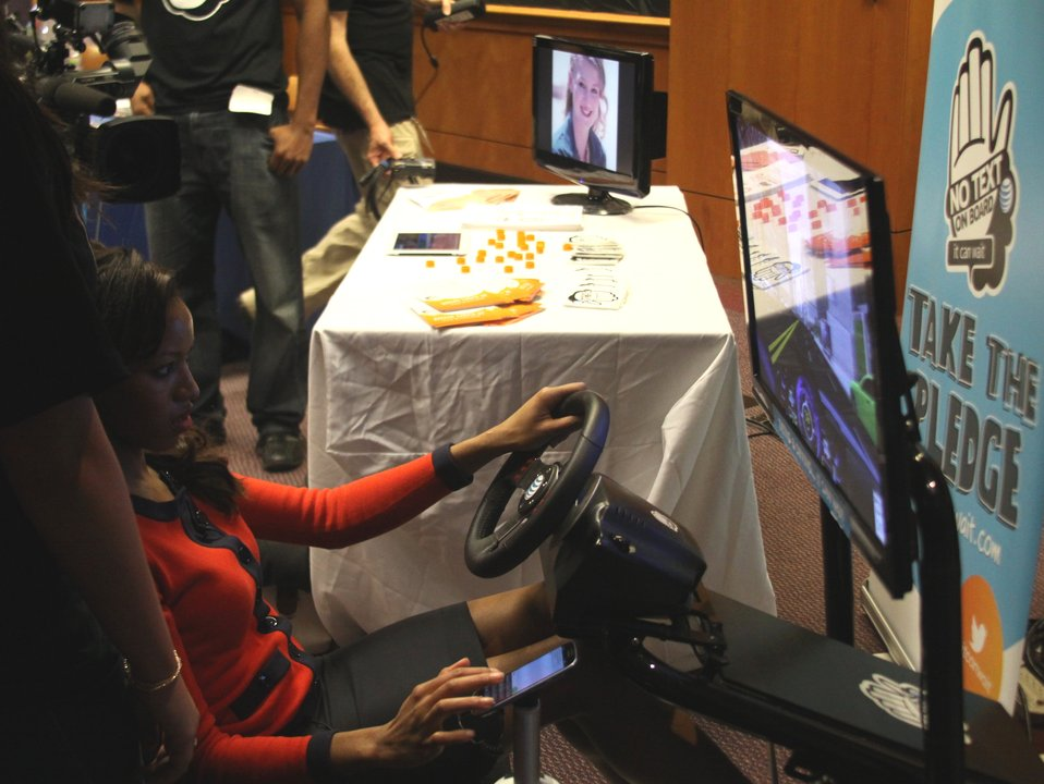 Distracted Driving Technology Showcase April 19, 2013