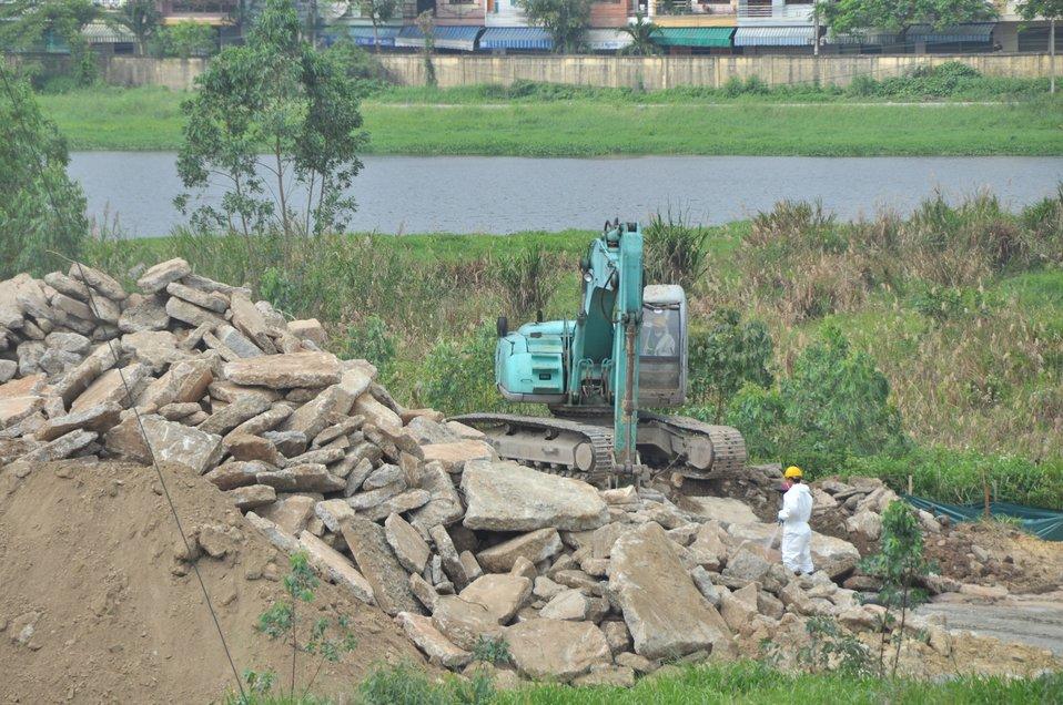 USAID Dioxin Contamination Project Progress