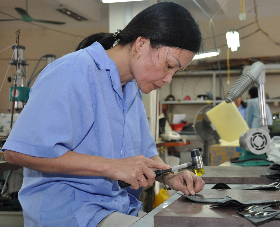 USAID supports economic growth activities in Vietnam.