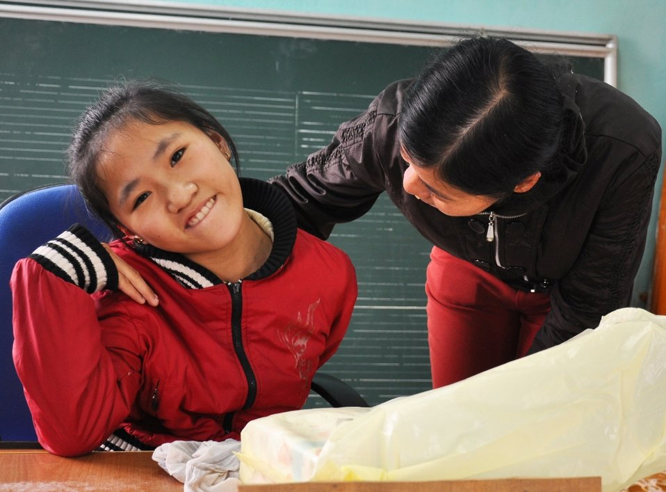 USAID assists persons with disabilities for greater inclusion in Vietnam