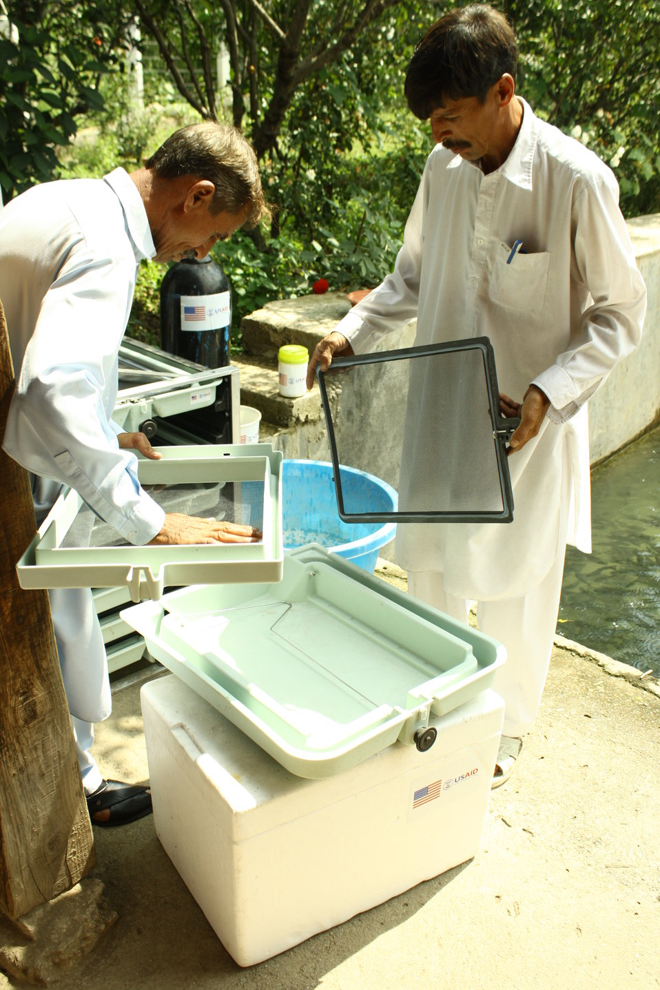 USAID helps rehabilitate hotels and fish farms in battered Swat Valley - 2