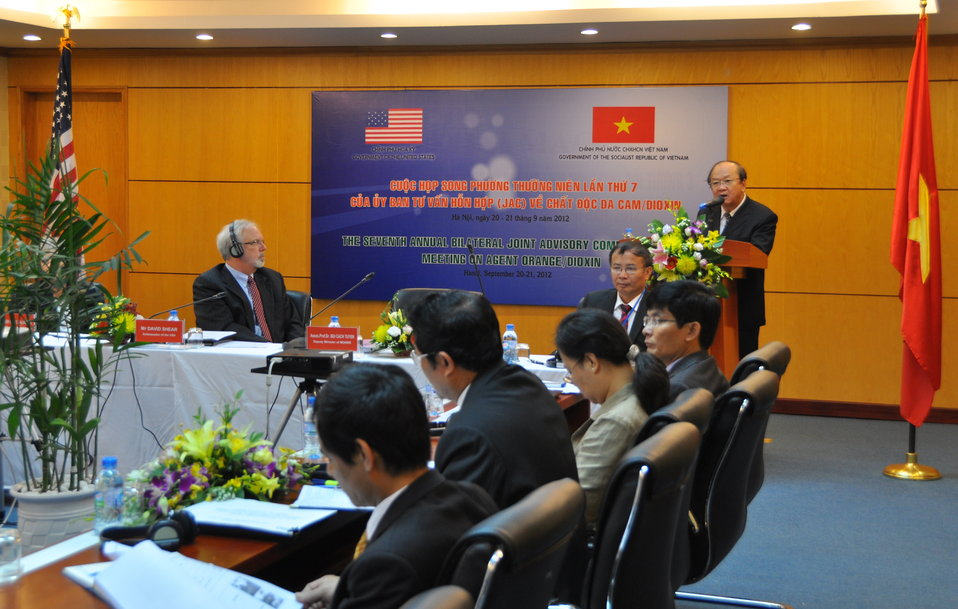 Seventh U.S.-Vietnam Advisory Committee Meeting (JAC)