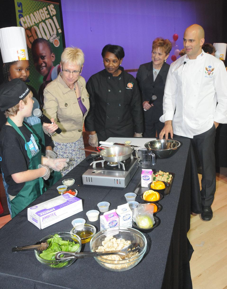 FL CMTS Event - Jan 28, 2011 WH Chef, DUS