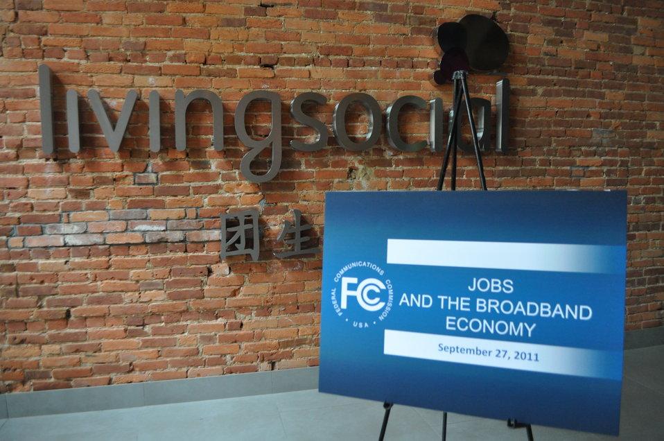 Jobs and the Broadband Economy