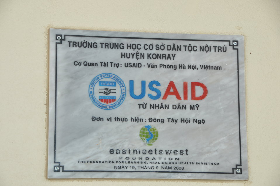 USAID and EMW support preschools in Kon Tum, Vietnam