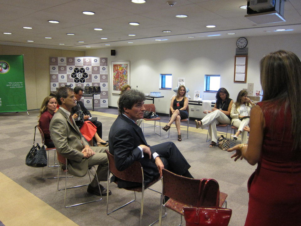 Assistant Secretary Fernandez Meets With Women Entrepreneurs