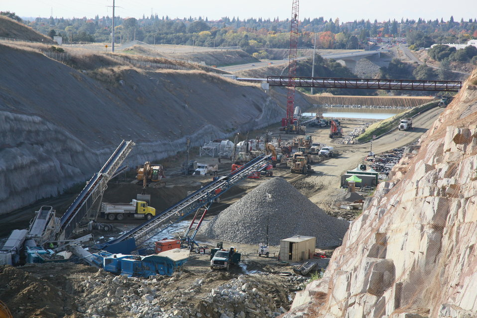 Crusher to move out of the pit