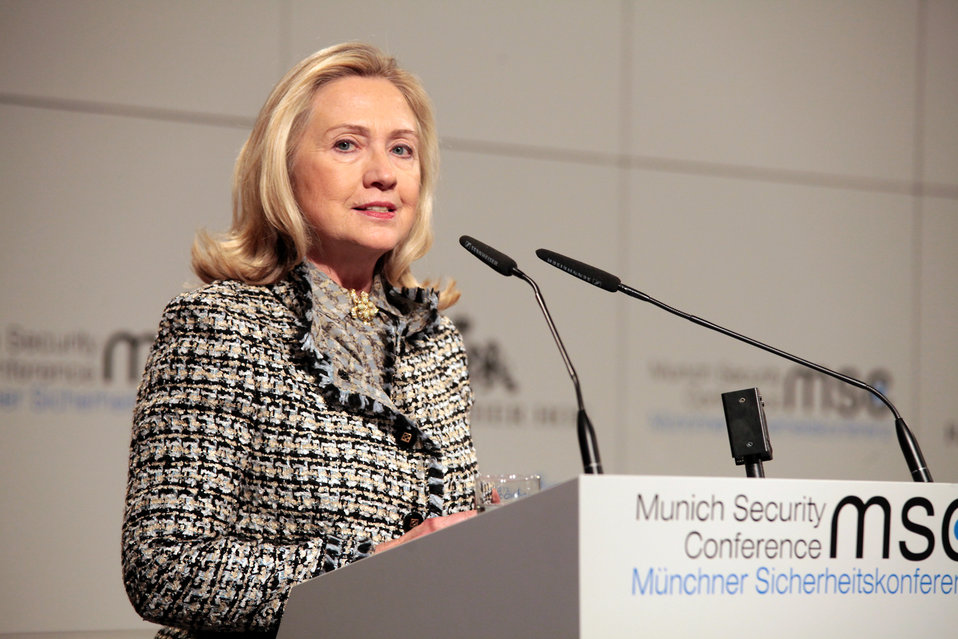 Secretary Clinton Delivers Remarks at the Munich Security Conference