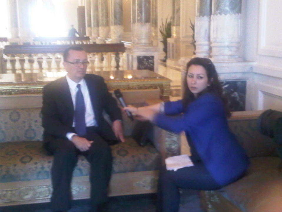 Assistant Secretary Feltman Appears on Libya TV