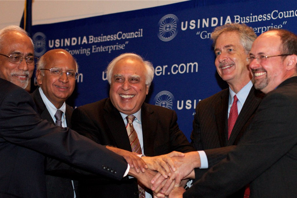 Deputy Secretary Burns Participates in the U.S.-India Higher Education Summit