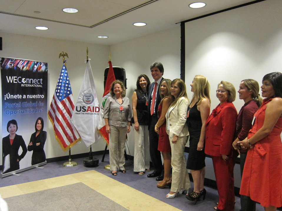 Assistant Secretary Fernandez Meets With Women Entrepreneurs