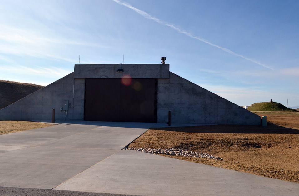 Corps completes new munitions storage module at Hill Air Force Base