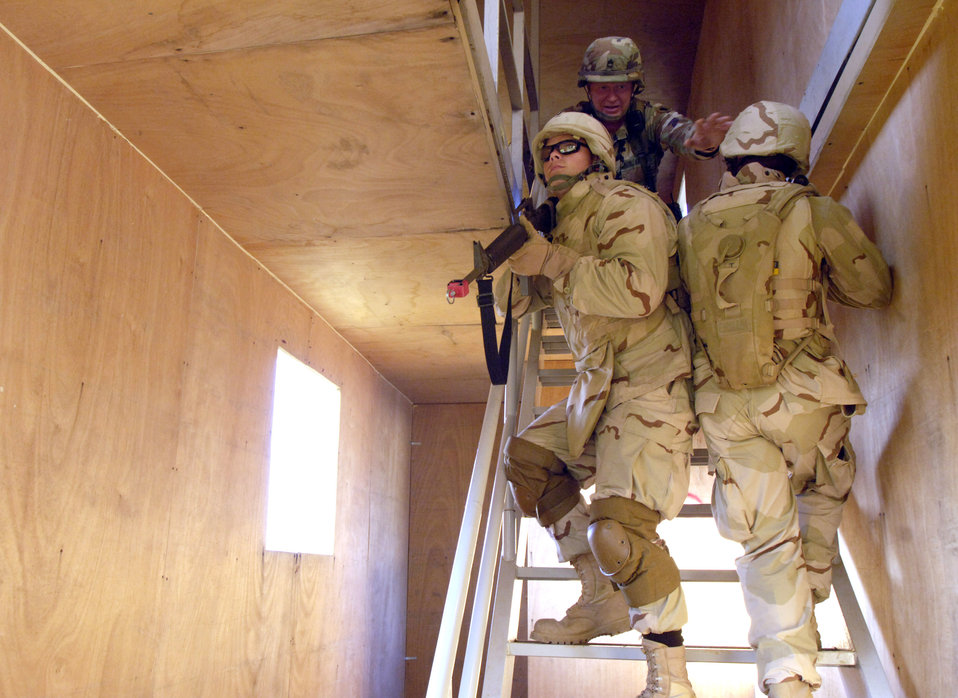 Air Force trains to fill Army deployments