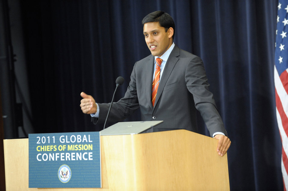 USAID Administrator Shah Delivers Remarks