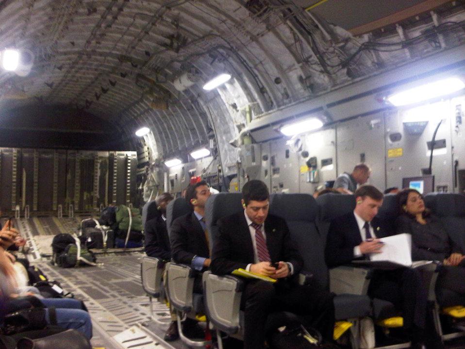 State Department Staff Prepare To Arrive in Libya